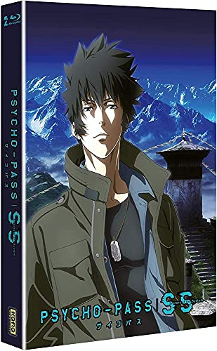 Psycho-Pass : Sinners of The System-Trilogie [Édition Collector]