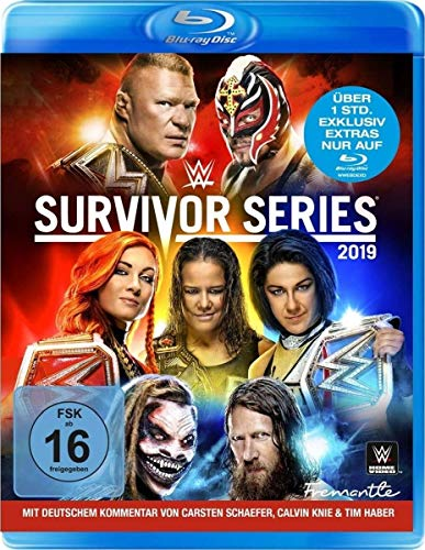 WWE - Survivor Series 2019 [Blu-ray]