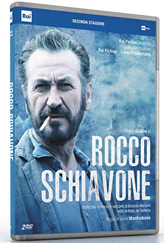 Rocco Schiavone 2 [Italia] [DVD]