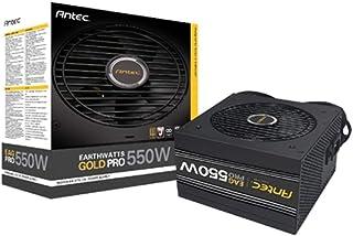 Antec EarthWatts Gold EA550G Pro 550W ATX Negro Unidad de Fuente de alimentación
