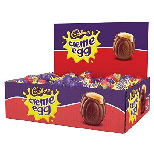 Cadburys Creme Eggs 1 x 48 Eier