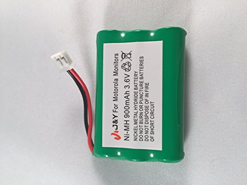 Baby Monitor Battery for MBP33 MBP33S MBP36S MBP-33S MBP-36S MBP33BU MBP33P MBP35 MBP35T MBP36 MBP36PU MBP41 MBP41BU MBP41PU MBP43 MBP43BU Replacement Rechargeable Battery by RTL Batteries