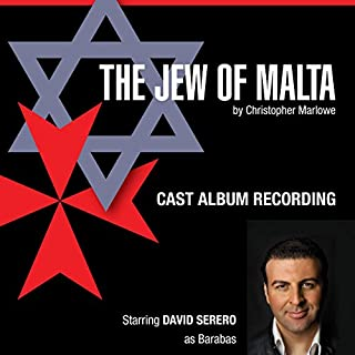 The Jew of Malta: Adapted by David Serero audiobook cover art