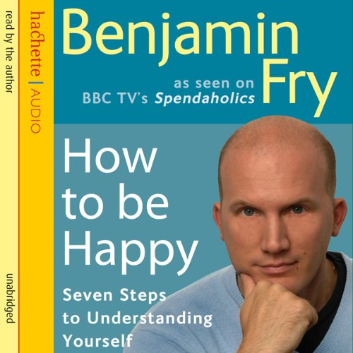 How to Be Happy audiobook cover art