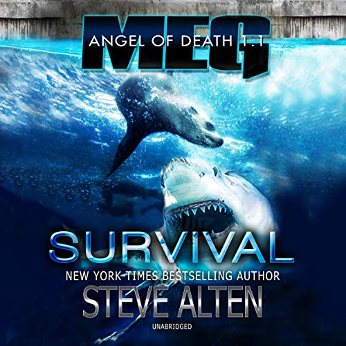 Page de couverture de MEG: Angel of Death: Survival