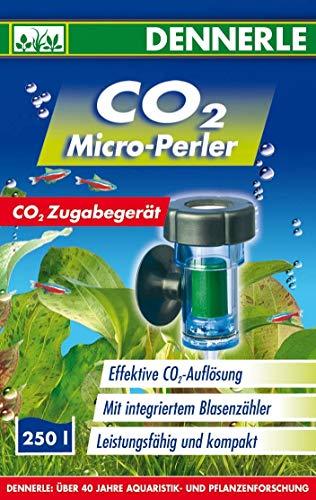 Dennerle CO2 Micro-Perler - CO2-Zugabegerät für Aquarien