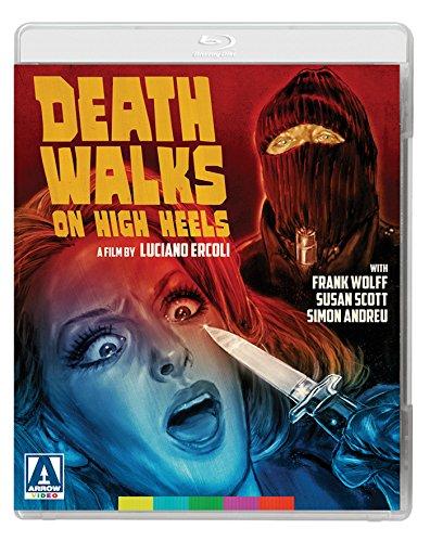 Death Walks on High Heels (Special …