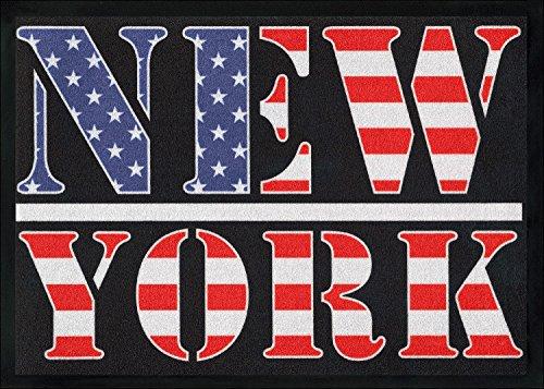 Pro-Art-Bilderpalette, Zerbino Mat-Line, 70 x 50 cm, Motivo: New York, (Bunt)