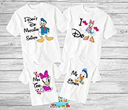 I Don't Do Matching Shirts I Do Disney, I Don't Do Disney family shirts, I don't do matching shirts kids, Funny family tshirts Disney