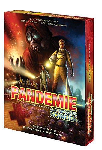 ZMan 671101 - Pandemie - Auf Messers Schneide - Erweiterung
