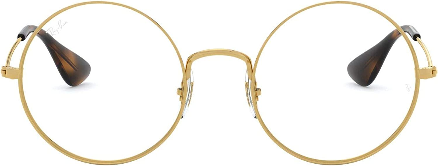 Ray-Ban rx6392 2969 50 ja jo lunettes en or RX6392 2969 50 Or (Gold)