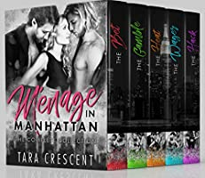 Ménage in Manhattan: The Complete 5-Book Ménage Romance Collection (English Edition)