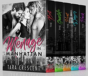 Ménage in Manhattan  The Complete 5-Book Ménage Romance Collection