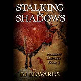 Stalking the Shadows audiobook cover art