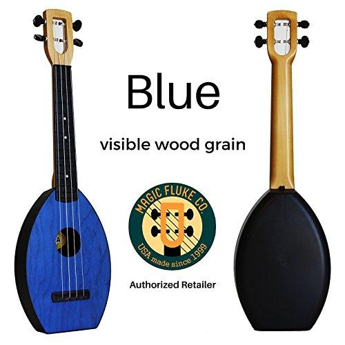 FLEA Ukulele (BLUE, Concert) + FREE CASE