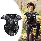 Kinder Motorrad Rüstung, Rücken Motorrad Schutz...