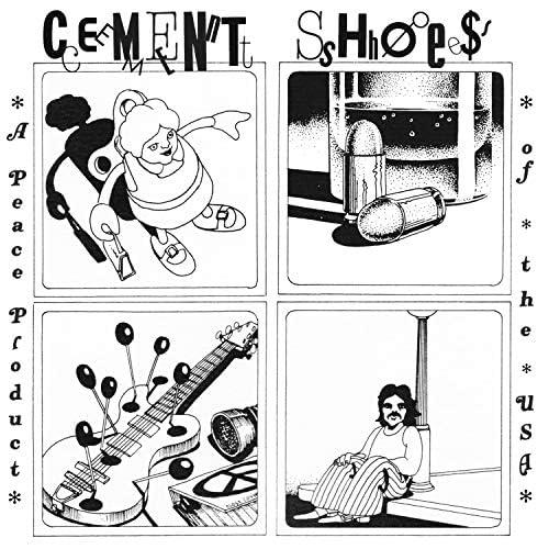 Cement Shoes