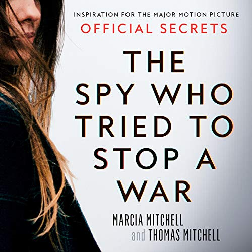 The Spy Who Tried to Stop a War audiobook cover art
