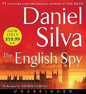 The English Spy [Unabridged CD] (Gabriel Allon)