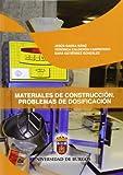 Materiales de construcción: problemas de dosificación (Manuales y Prácticas)