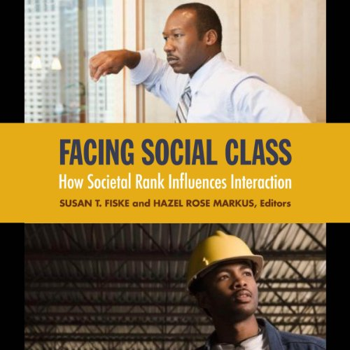 Facing Social Class audiobook cover art