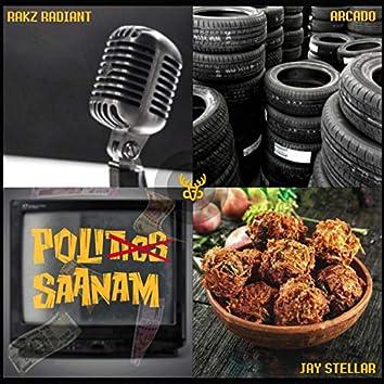 Poli Saanam (feat. Arcado & Jayasoorya SJ)