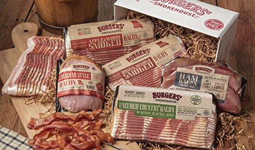 Burgers' Smokehouse Colossal Bacon Sampler