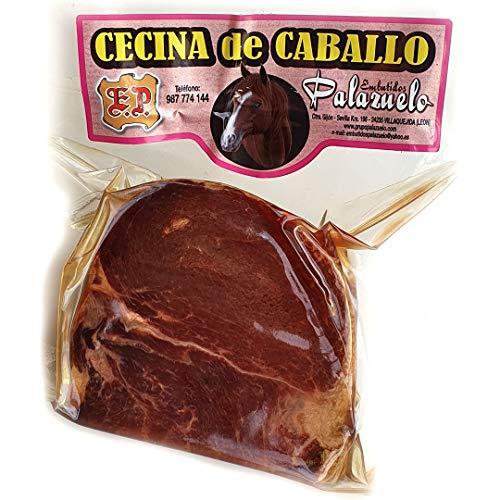 Cecina de Caballo (León)ENTREGA 24-72 HORAS. En Taco de Ganadería Propia. 500g aprox. Palazuelo