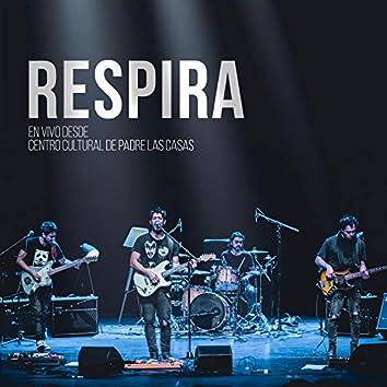 Respira (En Vivo Centro Cultural PLC)