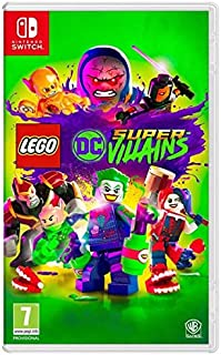 Lego DC Super Villians Nintendo Switch (Nintendo Switch)