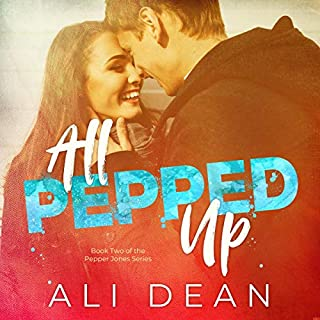 All Pepped Up cover art