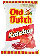 Old Dutch Ketchup Flavoured Chips - Imported From Canada