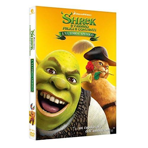 Shrek e Vissero Felici e Contenti (DVD)