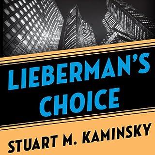 Lieberman's Choice audiobook cover art