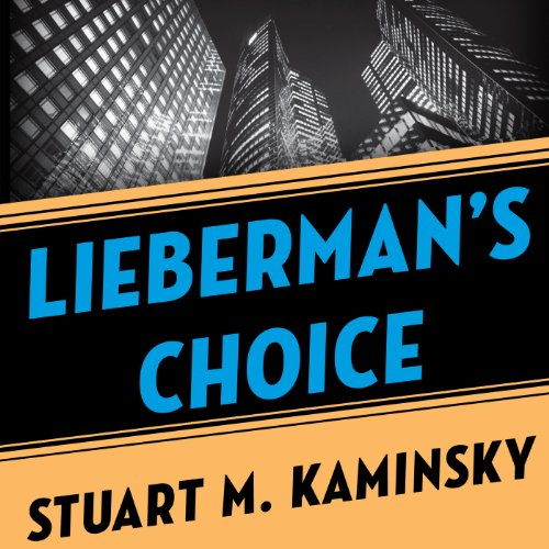 Lieberman's Choice audiobook cover art