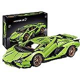 BOXX - Mould King 13057 - Technic Voiture de Sport Lambo-Centenario - Compatible avec Lego Technic