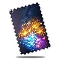 Sepikey iPad Pro 11 2018/iPad Pro 保護ケース, 三段角度調節 衝撃防止 指紋防止 落下抵抗 PU + PC 三つ折りブラケット プロテクターカバー iPad Pro 11 2018/iPad Pro Case-花火6