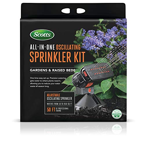 Scotts 72190 GRO Garden Sprinkler Kit,