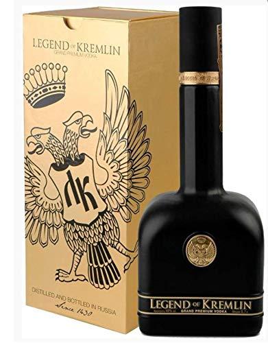Legend of Kremlin Vodka Gold Giftbox 70cl