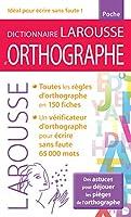 Dictionnaire Larousse D'orthographe