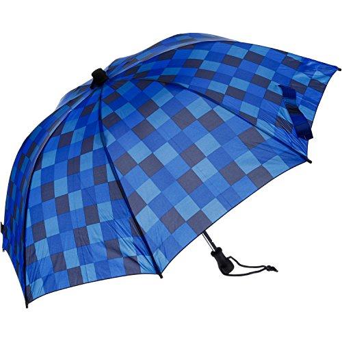 Göbel Regenschirm blau Einheitsgröße