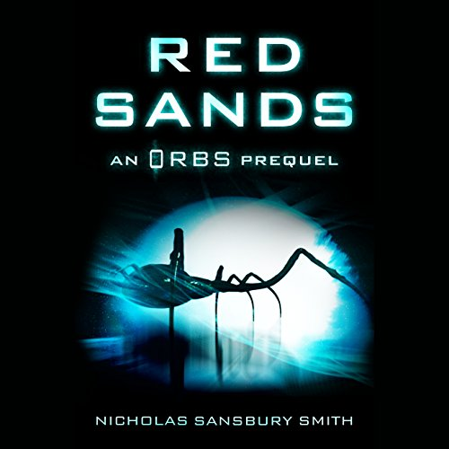 Red Sands cover art