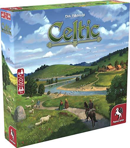 Pegasus Spiele 51978G Celtic (deutsch/englisch)