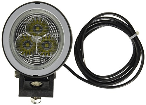 Hella 1GM 996 136-501 Arbeitsscheinwerfer - Mega Beam Gen. IV - 12V/24V - 2500lm - Anbau - stehend - Nahfeldausleuchtung