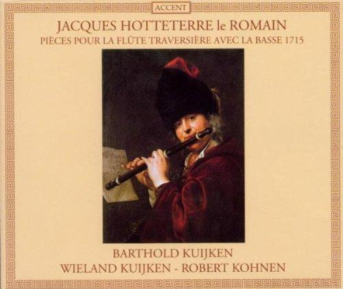 Pieces pour la flute traversiere avec la basse 1715 (Suiten)