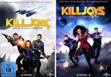 Killjoys - Space Bounty Hunters: Staffel 1+2 (6 DVDs)