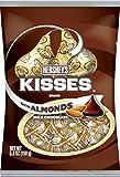 Besos de Hershey 's Chocolate con leche con almendras 150g