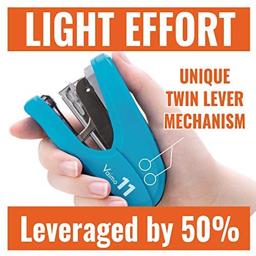 MXBHD11FLKBE - Flat Clinch Light Effort Stapler Photo #4
