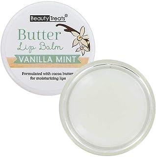 BEAUTY TREATS Burro Lip Balm - Vanilla menta