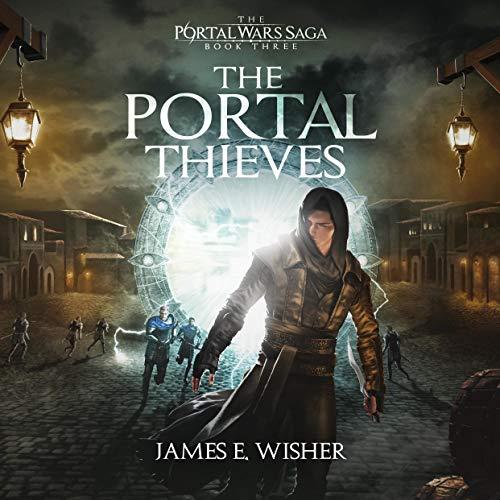 Couverture de The Portal Thieves